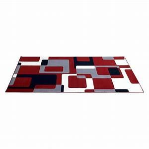 Teppich Rot Grau Schwarz : teppich 160 x 230 schwarz preisvergleich die besten ~ Bigdaddyawards.com Haus und Dekorationen