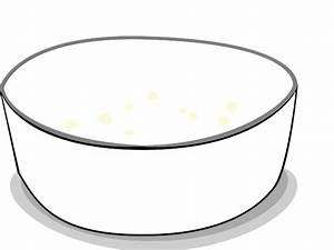 Empty Ice Cream Bowl Clip Art (20+)