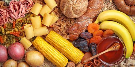 Ogļhidrāti - Veselīgs uzturs
