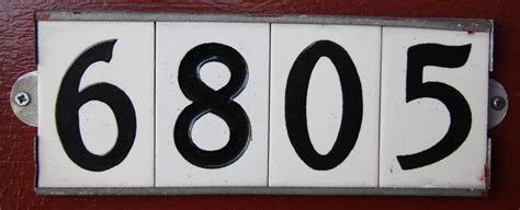 how to frame ceramic house numbers reversadermcream