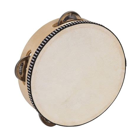 """Check spelling or type a new query. Performance Percussion PP PP4006 Tambourine 6""""(15cm)"""