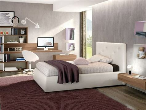 dormitorios modernos  divertidos  los adolescentes
