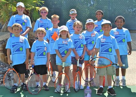 temecula fall tennis camp  kids children wineries
