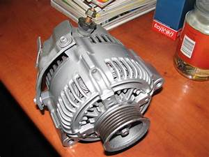 Lexus V8 Alternators