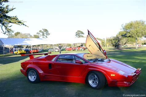 1989 Lamborghini Countach 25th Anniversary (Countach 25