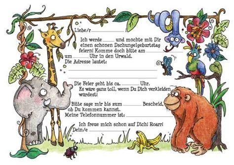 einladung kindergeburtstag vorlage word einladungskarten