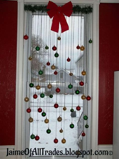 diy christmas window decoration christmas