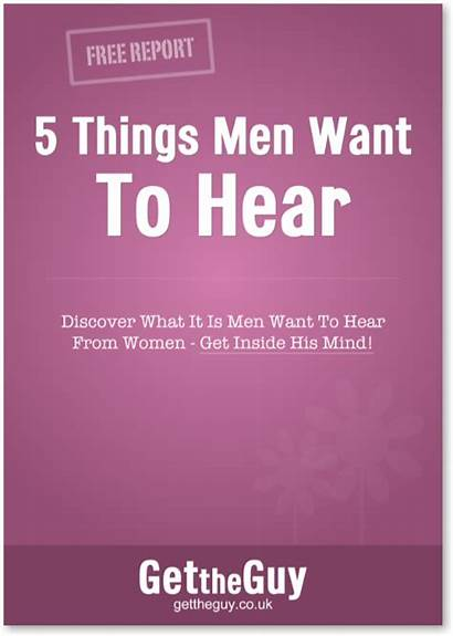 Want Hear Woman Things Wants Guy Say