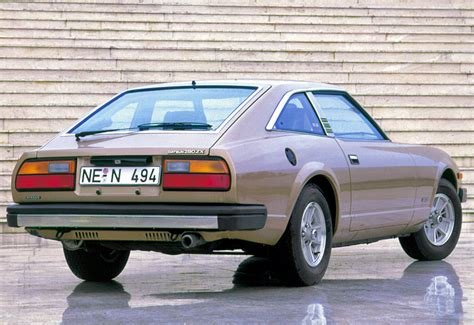1978 Nissan Fairlady 280zx (s130)