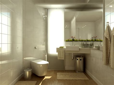 Bathroom Design Inspiration by Make Your Bathroom Bigger On The Inside Pivotech