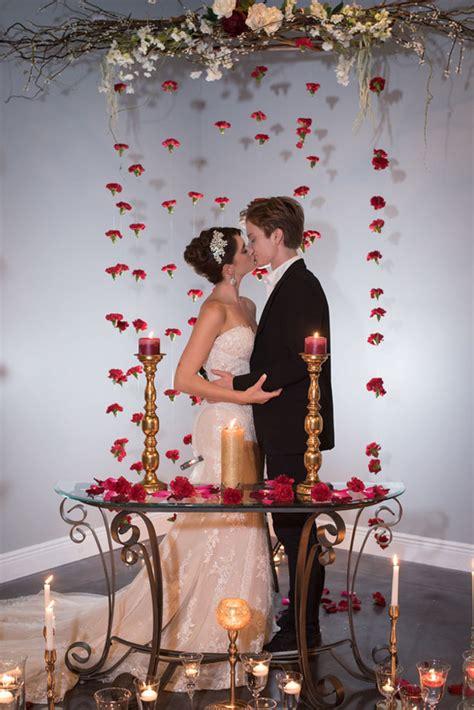 Fairytale Wedding Inspiration : Beauty and the Beast
