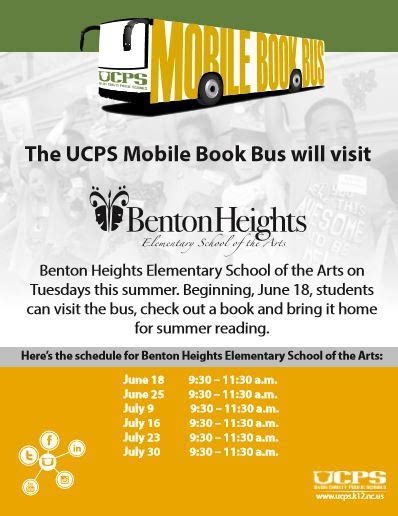 benton heights elementary school arts homepage