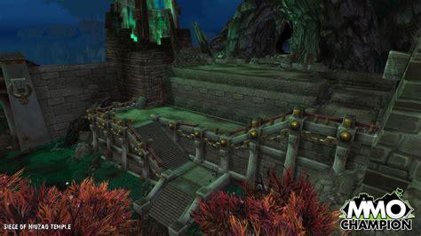 siege millenium siège du temple de niuzao millenium