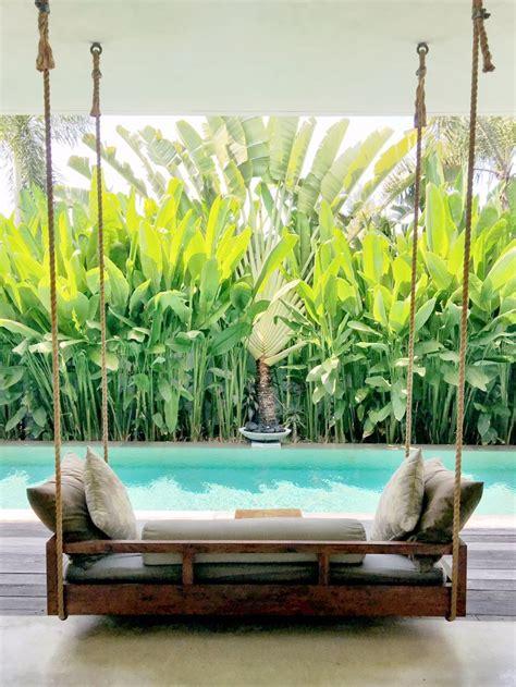 villas   bali garden small pool design balinese