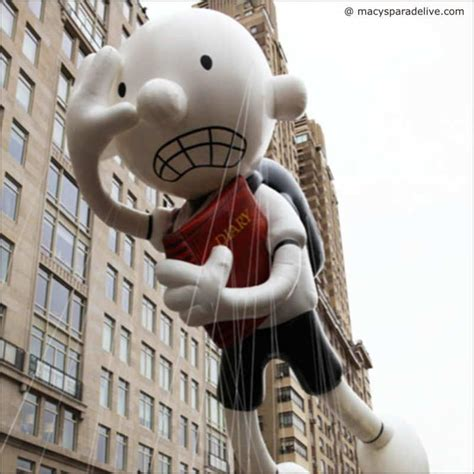 diary   wimphy kid macys thanksgiving day parade