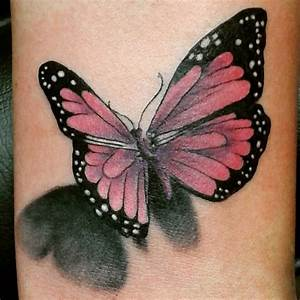 3D Butterfly tattoo by InkCaptain on DeviantArt