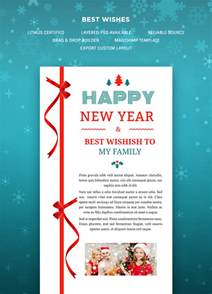 Html Email Templates Best Wishes Html Email Template Buy Premium Best Wishes