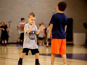 Boys have roaring good time at basketball camp - GCU Today
