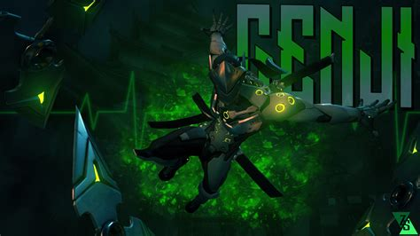 Genji Animated Wallpaper - genji wallpaper by zactheacorn on deviantart