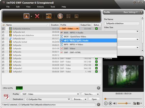 Download ImTOO SWF Converter 6.8.0 Build 1101
