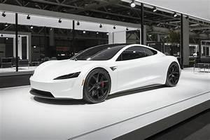 Tesla Roadster Occasion : premi re apparition en europe pour le tesla roadster ~ Maxctalentgroup.com Avis de Voitures