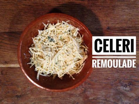 celeri cuisine cèleri remoulade blogs de cuisine