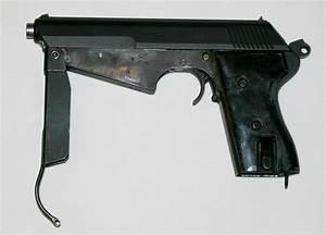 Vz 52 Prototype Machine Pistol  U2013 Forgotten Weapons