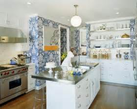 wallpaper in kitchen ideas how to instantly upgrade your kitchen without spending a small fortune freshome com