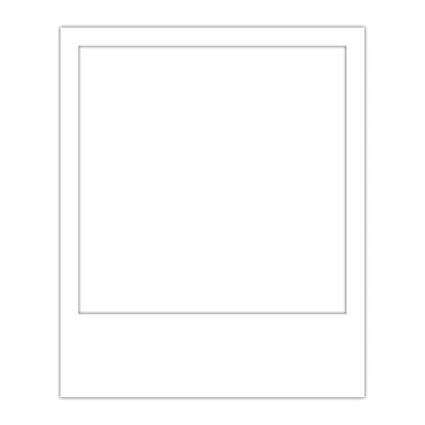freetoeditpolaroid frame template overlay