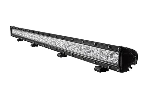 40 inch light bar 40 quot road led light bar 120w 9 600 lumens