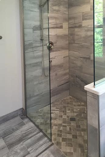 Barrier Free Bathroom Design by Embracing Universal Design With Barrier Free Showers