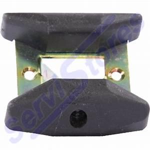 pieces pour porte de garage mpm712301 servistores With guide pour porte de garage coulissante