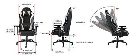 ewin champion series ergonomic computer gaming office