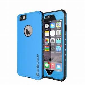 Blue Light Screen Protector Iphone 8 Punkcase Studstar Light Blue Apple Iphone 6s Plus 6 Plus