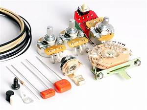 Fender Stratocaster Tremolo Wiring Diagram
