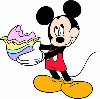 Mickey Mouse Clipart Eating Micky Disney Transparent