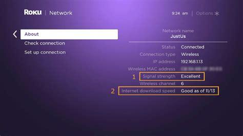 check improve  wifi signal quality