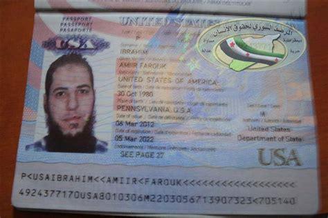 American Passport Found At Al Qaeda Base In Northern Syria