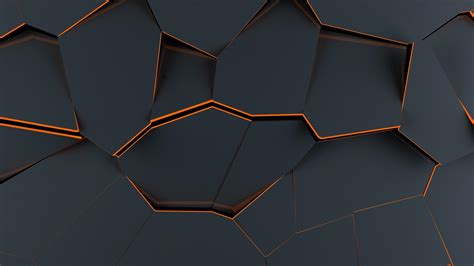 Polygon Material Design Wallpaper