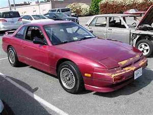 Sell Used 1990 Nissan 240sx Xe Coupe W   Sport Package Very