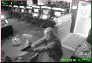 BPD releases surveillance images of casino robbery suspect ...