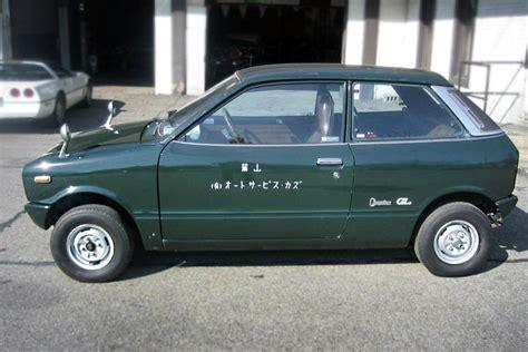 Kei Cars For Sale Usa by Kei Car Classic 1975 Mazda Chantez Gl