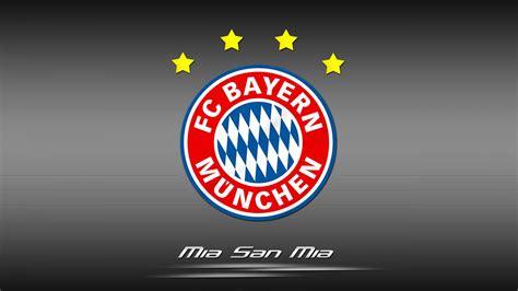 Bayern Munich Logo Wallpaper Hd - Hd Football