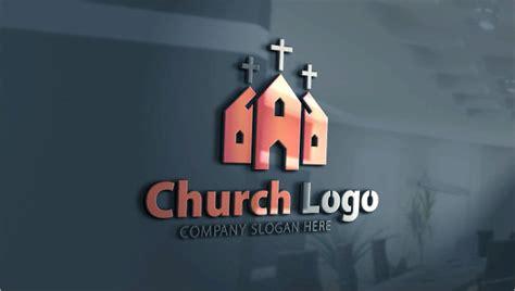 church logos  premium templates
