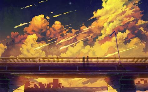 Anime Scenery Wallpaper Hd - anime scenery free wallpapers 2711 hd wallpaper site