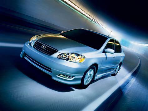 Toyota Corolla Car Hd Desktop Wallpaper