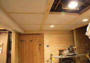 Faux Wood Paneling Basement Ceiling BEST HOUSE DESIGN