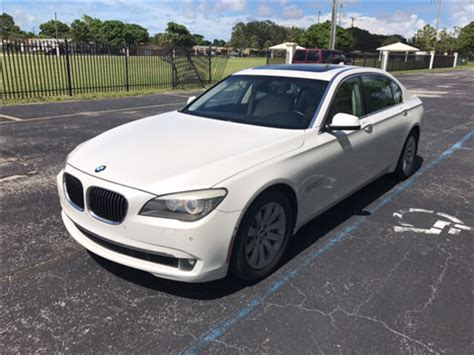 2009 Bmw 7 Series by 2009 Bmw 7 Series For Sale Carsforsale