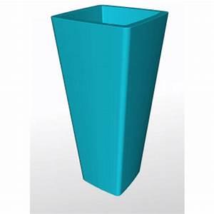 Pot De Fleur Transparent : cache pot verre transparent ~ Teatrodelosmanantiales.com Idées de Décoration