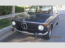1973 BMW 2002 For Sale San Juan Capistrono, California